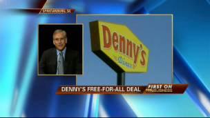 Denny's CEO on the Free Grand Slam Breakfast