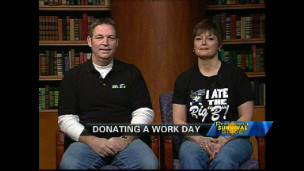 Donating a Work Day
