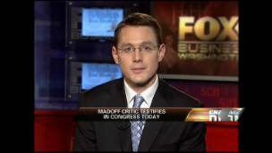 Madoff Critic Testifies in Congress