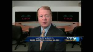 Cisco CEO on Executive Pay Caps