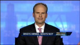 CareerBuilder Soars Amid Dismal Jobs Number
