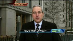 FBN's TARP Lawsuit