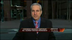 SEC, Madoff Reach Partial Settlement