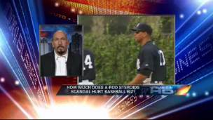A-Rod Gets Busted
