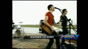Warner vs. Sony