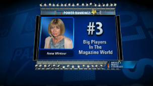 Power Ranking: The Magazine World