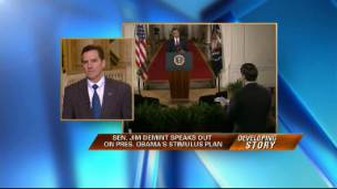 Sen. DeMint on the Stimulus Bill