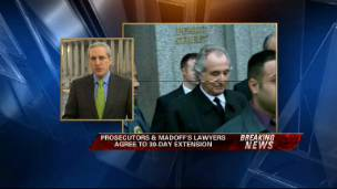 Madoff Indictment Deadline Extended