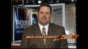 Sirius-XM Facing Bankruptcy?