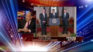 Vanguard's Bogle: No Time for Bickering
