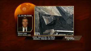 Does President Obama Like Coal?