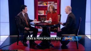 Coke & Pepsi's Advertising