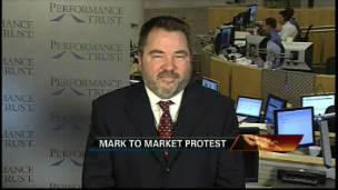 Mark-to-Market Stops Banks From Lending?