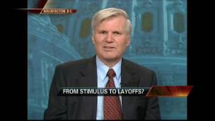 Stimulus to Bring More Layoffs?