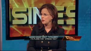 Wall Street Lobbies D.C. Over Executive Pay