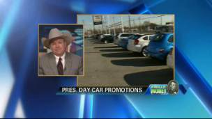 Presidents Day Car Promotions