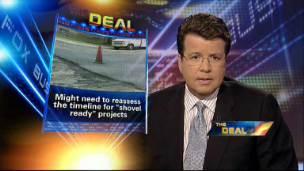 Cavuto's Deal: A Rush for $8 Bucks a Week