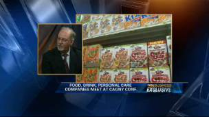 General Mills CEO: We Are Recession Proof