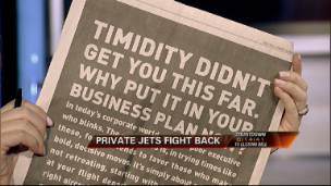 Private Jet CEOs: We're 'Villified' by Gov.