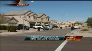 Arizona Foreclosure Crisis