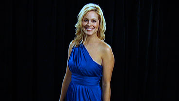 Choose Jill Dobson's Oscar Dress