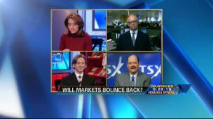 Will the Markets Bounce Back?