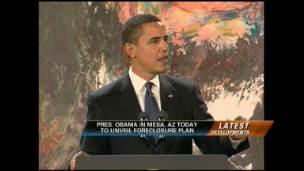 Obama's Foreclosure Prevention Plan