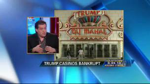 Trump Entertainment Files for Bankruptcy