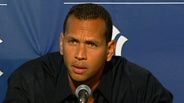 A-Rod Says Cousin Gave Him Steroids