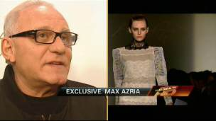 FBN Exclusive: Getting Trendy With Max Azria