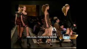 Frugal Fashion Week