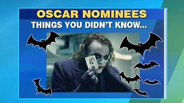 Oscar Pop Quiz