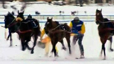 Frozen Lake Race
