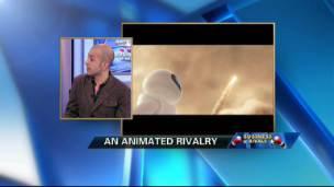 Disney's Pixar vs. Dreamworks Animation