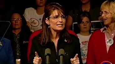 Palin and the Press