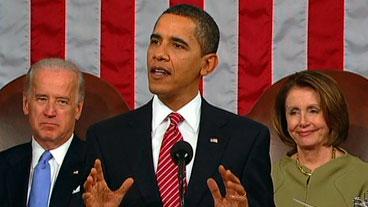 Obama Speech: Budget and Tax Cuts