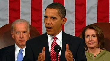 Obama Speech: Restarting Lending