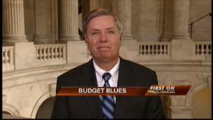 Sen. Graham: I Don't Agree With Budget Plan