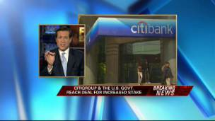 Citigroup's Deal with the Treasury