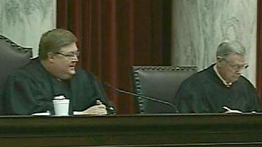 Supreme Court Hears Judges Case