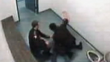 Police Beating Caught on Tape