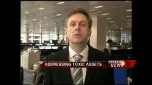 Addressing Toxic Assets