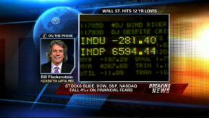 Fleckenstein: Not in a Hurry to Buy