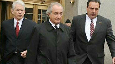 Madoff Pleads Guilty