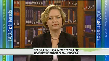 To Spank or Not to Spank?
