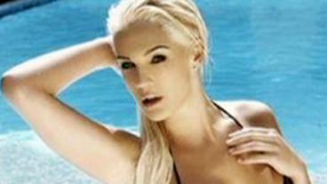 Model's Topless Photo Stolen