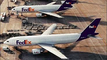 FedEx Fed Up?