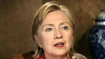 Sec. Clinton on Mexico