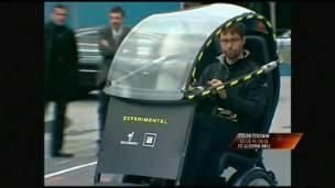 Segway, GM Showcase 2-Wheeled Vehicle