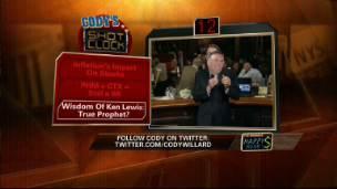 Cody's Shot Clock: Ken Lewis, the Prophet?